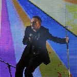 Bono at Grammy Awards 2009 32322