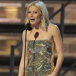 Gwyneth Paltrow presents Radiohead at Grammy Awards 2009 32462