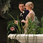 Carey Mulligan and Tobey Maguire  on the set of the Great Gatsby in Australia 99721