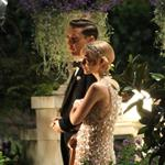Carey Mulligan and Tobey Maguire  on the set of the Great Gatsby in Australia 99725