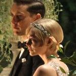 Carey Mulligan and Tobey Maguire  on the set of the Great Gatsby in Australia 99726