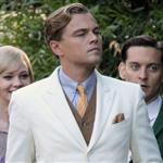Leonardo DiCaprio, Carey Mulligan and Tobey Maguire on the set of The Great Gatsby 98723