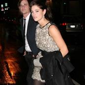 Ashley Greene and Jared Followill leaving the New Moon afterparty in New York 50977