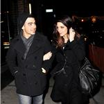 Ashley Greene and Joe Jonas in New York 75688