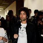 Adrian Grenier in Paris for fashion week 48000