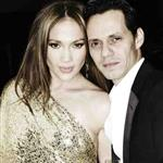 Jennifer Lopez and Marc Anthony at the Soho House/Grey Goose party 56094