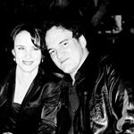 Juliette Lewis and Quentin Tarantino at the Soho House/Grey Goose party 56109
