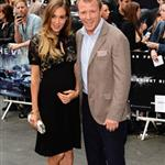 Guy Ritchie and Jacqui Ainsley at the London premiere of The Dark Knight Rises  121225