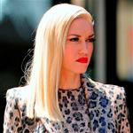 Gwen Stefani seen waiting for car outside her hotel in New York City 121763