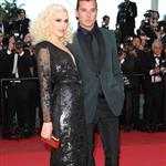 Gwen Stefani and Gavin Rossdale attend the Tree of Life premiere in Cannes  85497