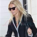 Gwyneth Paltrow arrives at LAX from London 113236