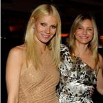 Gwyneth Paltrow and Cameron Diaz at Vanity Fair after party 2011 94698