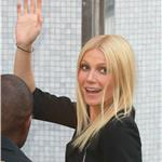 Gwyneth Paltrow arrives at Graham Norton 85288