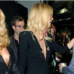 Gwyneth Paltrow and Beyonce at Grammy Awards 2011  79037
