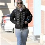 Gwyneth Paltrow goes to the gym in New York before the Oscars 79929