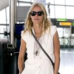 Gwyneth Paltrow at Heathrow Airport 124934