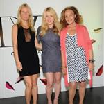 Gwyneth Paltrow and Amanda de Cadenet at the launch of new Lifetime show The Conversation in NYC with Diane Von Furstenberg 113478