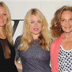 Gwyneth Paltrow and Amanda de Cadenet at the launch of new Lifetime show The Conversation in NYC with Diane Von Furstenberg 113480
