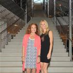 Gwyneth Paltrow and Diane Von Furstenberg at the launch of new Lifetime show The Conversation in NYC 113481