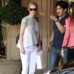 Gwyneth Paltrow leaves The Montage Hotel after having lunch with friends at Scarpetta restaurant in Beverly Hills 111640