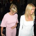 Cameron Diaz and Gwyneth Paltrow at the Obama Victory Fund 2012 dinner at Mark's club in London 126797