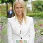 Gwyneth Paltrow promotes cookbook at Chelsea Flower Show 86004