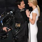 Gwyneth Paltrow and Robert Downey Jr. at the 84th Annual Academy Awards 107572