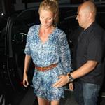 Gwyneth Paltrow arrives at Beyonce's Shepherd's Bush Empire show 88675