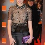 Hailee Steinfeld at the 2011 BAFTAs 78799