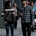 Michael C Hall and ex-wife Jennifer Carpenter spend the evening together in Santa Monica 105292