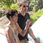 Halle Berry shoots Dark Tide in Cape Town with Oliver Martinez  67083