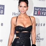 Halle Berry and Gabriel Aubry in New York for the Keep a Child Alive Black Ball 48783