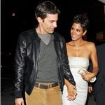 Halle Berry at Frankie & Alice premiere with Olivier Martinez in New York 73264
