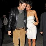 Halle Berry at Frankie & Alice premiere with Olivier Martinez in New York 73265