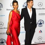 Halle Berry and Olivier Martinez walk the carpet hand in hand at Carousel of Hope Ball 71521
