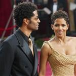 Halle Berry at the 75th Annual Acadmeny Awards, March 23, 2003 with Eric Benet 107020