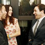 Ben Affleck Jon Hamm Rebecca Hall in Venice for The Town 68397