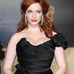 Christina Hendricks at the 2012 BAFTAs  105854