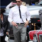 Jon Hamm on the set of Mad Men 60470