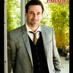 Jon Hamm Parade Magazine July 2010  66111
