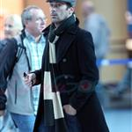 Jon Hamm arrives in Vancouver 50167