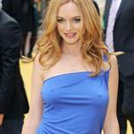 Heather Graham nipply at UK premiere of The Hangover 40878