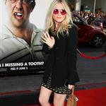 Mary Kate Olsen attends the LA premiere of The Hangover  40393