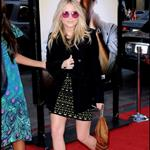 Mary Kate Olsen attends the LA premiere of The Hangover  40388
