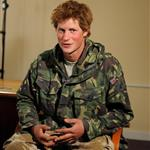Prince Harry in the Army 17994
