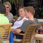Prince Harry on holiday with Chelsy Davy on Mauritius Island 29701