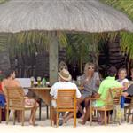 Prince Harry on holiday with Chelsy Davy on Mauritius Island 29697