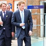 Prince Harry at Ascot July 2011 90882