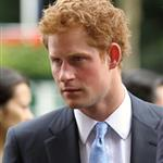 Prince Harry at Ascot July 2011 90889