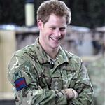 Prince Harry at RAF Honington meeting up with Afghanistan veterans  105408